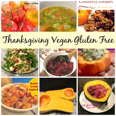 Gluten Free A-Z : Healthy Vegan Thanksgiving Sides