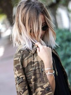 What Kind Of Hair Brush is Best for Your Hair Type? Short Hair Lengths, Short Hair Cuts, Short Hair Styles, Popular Short Haircuts, Short Hairstyles For Women, Hair Blond, Ombre Hair, Icy Blonde, Hair Styles 2016