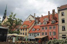 Fotografía: Cristina y Justo- Riga Riga, Tour, Multi Story Building, Vacations, Copenhagen