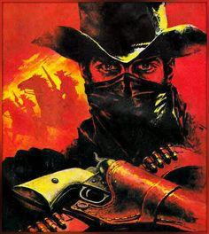 Cowboy Art, Cowboy And Cowgirl, Western Film, Western Art, Westerns, Red Dead Redemption Ii, The Dark Tower, Western Comics, War Comics