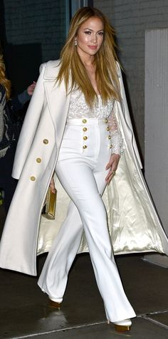 14 of the J.Lo-iest Outfits Jennifer Lopez Has Ever Worn - NOVEMBER 2014 from InStyle.com
