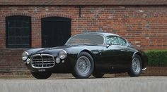 Maserati A6G/54 Berlinetta with coachwork by Frua, 1955