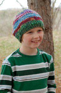 Farmer's Market Hat | AllFreeKnitting.com
