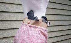 Resultado de imagen para yoga pants holster pistol