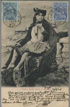 Kurdish Woman, 1910.
