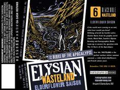 Elysian Wasteland Elderflower Saison