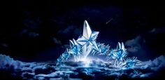 Angel Parfum, Angel Fragrance, Thierry Mugler Angel Perfume, Lux Ad, Winter Tops, Ice Queen, 20th Anniversary, Cool Designs, Angels