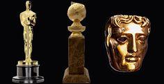 Academy Awards Oscars Golden Globes