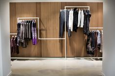 TESS boutique by Atelier (M + G), Charleroi   Belgium store design