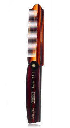 Kent Folding Comb from Watershed Kent Brushes, Gentleman, Mens Fashion, Pocket, Edc, Men's Style, Closet, Pockets, Moda Masculina