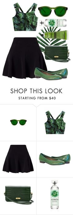 """Untitled #128"" by svccvlent ❤ liked on Polyvore featuring Miss Selfridge, Buxton and Aesop"