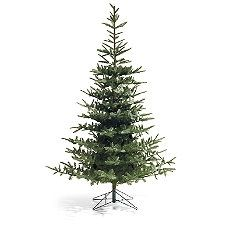 Noblis Fir Artificial Christmas Tree - Grandin Road | Christmas ...