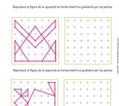 04 Trazos de simetría - Intermedio