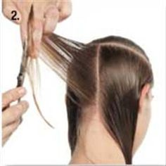 HOW-TO: Long and Layered from Joico