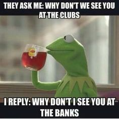 Kermit Sips Tea