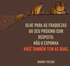 Frases. Bianca Toledo