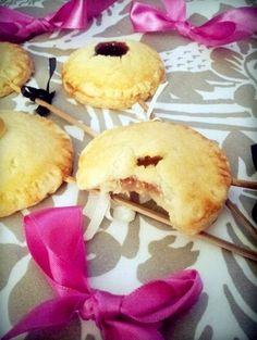 Baksugen: Pie pops med två fyllningar
