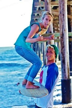 AWWW this is literally a picture perfect relationship. Cute Relationships, Relationship Goals, Sister Photos, Bae, Youre My Person, Young Love, Surf Girls, Surfs Up, Summer Of Love