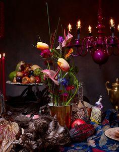 #PorzellanmanufakturFürstenberg #Vase Still Life, Vases, Culture, Boho, Flowers, Table, Painting, Art, Art Background