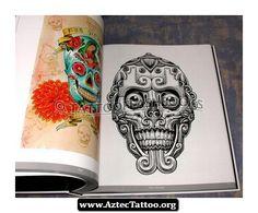 Chicano Aztec Tattoos 02 - http://aztectattoo.org/chicano-aztec-tattoos-02/