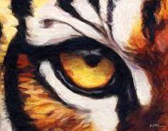 Tiger's Eye by KomodoEmpire.deviantart.com on @DeviantArt