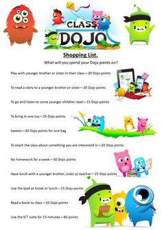 Class Dojo is a great tool to help with student engagement, it is superb for promoting and rewarding good behaviour and has a wealth of tools to look at data and engage with parents. 5th Grade Classroom, Classroom Games, Kindergarten Teachers, Classroom Organization, Classroom Ideas, Positive Behavior Management, Class Management, Thrive Approach, Class Dojo Rewards