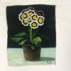 Oil on gessoed Khadi paper Plant Theatre, Sarah J, Art School, Cornwall, Screen Printing, Carving, Oil, Fine Art