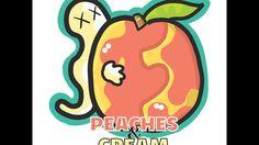 Vape Sauz Peaches and Cream E Juice $22.99/120ml #girlsthatvape #vaping #ejuice #ecigs #vapelyfe