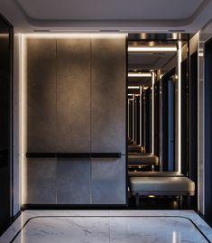 Indian Project on Behance Wall Wardrobe Design, Wardrobe Door Designs, Wardrobe Room, Bedroom Closet Design, Bedroom Furniture Design, Closet Designs, Bathroom Interior Design, Foyer Design, House Design