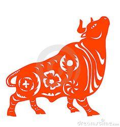 chinese zodiac ox - Google Search
