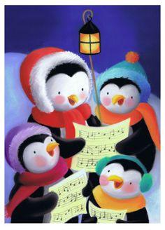 Pauline Siewert - penguin carol singers (to size)150.jpg