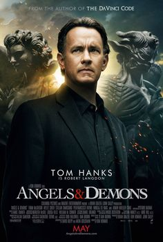 Angels & Demons ~ Tom Hanks, Ayelet Zurer, Ewan McGregor, Stellan Skarsgård, Armin Mueller-Stahl.