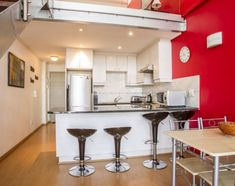 Soho On Strand in trendy De Waterkant area, Cape Town. Luxury 1 bedroom apartment, with breathtaking views. Ideal base from which to explore Cape Town. Cape Town Accommodation, 1 Bedroom Apartment, Soho, Base, Explore, Luxury, Furniture, Home Decor, Homemade Home Decor