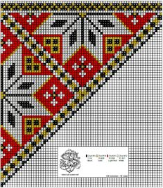 bringeklut 96 Norwegian Knitting, Cross Stitch Patterns, Needlework, Red And White, Diy And Crafts, Nye, Charts, Embroidery, Clothing