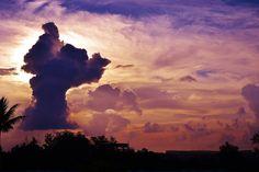Guam Sunset by Chrystal Olivero