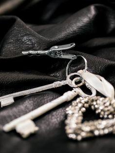 Clip ASSO #clippe #portachiavi #keyhook Design by Tauma