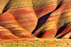 Painted Hills, Oregon!