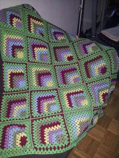 Original manta crochet