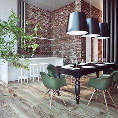 CLÁSSICO MODERNO | inspiração para quem deseja misturar móveis antigos com objetos decorativos modernos. Inspire-se! #dicaTecnisa #referência #inspiração #decoração #Tecnisa