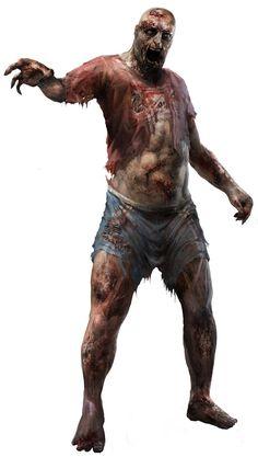 """""""Dead Island Riptide - Zombie"""" by atomhawk on DeviantART"""