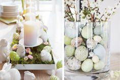 Easter, Table Decorations, Spring, Gifts, Diy, Planners, Furniture, Home Decor, Presents