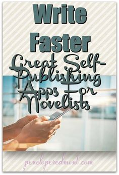 Looking for self-publishing apps? Write Faster: Great Self-Publishing Apps For Novelists Amazon Publishing, Book Publishing Companies, Self Publishing, Fiction Writing, Writing Advice, Writing A Book, Writing Strategies, A Writer's Life, Old Quotes