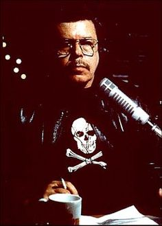 Art Bell (born June 17, 1945) is an American broadcaster and author known as one of the founders and the original host of the paranormal-themed radio program Coast to Coast AM. He also created and formerly hosted its companion show Dreamland.