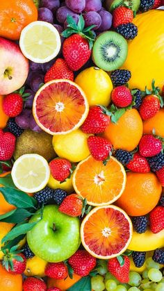 Fruit And Veg, Fruits And Veggies, Fresh Fruit, Sour Fruit, Fruits And Vegetables Pictures, Photo Fruit, Fruit Picture, Fruit Photography, Breakfast Photography