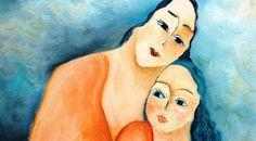 """Existem pessoas que consideram que o melhor relacionamento que pode existir entre uma mãe e sua filha é o de """"melhores amigas"""". Contudo, esta situação pode acabar favorecendo a aparição de uma rivalidade mútua, a perda do respeito, a confusão de papéis, e inclusive a invasão da privacidade."""