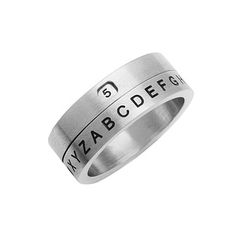 Look what I found at UncommonGoods: Secret Decoder Ring for $17 #uncommongoods