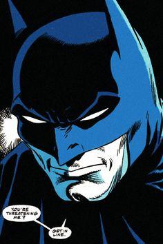 Batman - get in line.