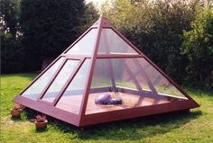Meditation Pyramid - might be a little weird for some but I dig it! :-D