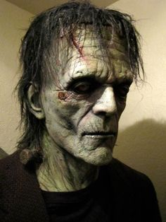 This is one of the better Frankenstein's I have seen.  You can really see Karloff in this one.
