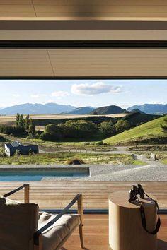 Hawkesbury Residence Capturing Views Of Wanaka Valley: